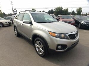 2013 Kia Sorento EX / LEATHER / ROOF / NAVI