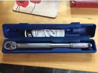 Torque wrench 1/2 drive