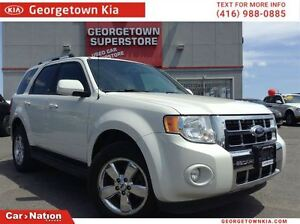 2010 Ford Escape Limited 3.0L | CLEAN CARPROOF | 4X4 | ROOF |