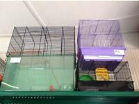 Hamster, Gerbil, Rat cages
