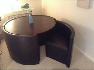 Dining Table Hideaway Dining Table And Chairs Sale