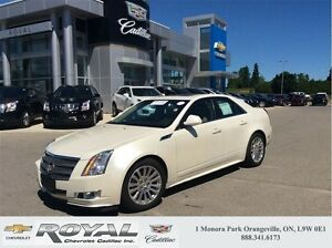 2010 Cadillac CTS 3.6L * Luxury Package * Remote Start * Bluetoo
