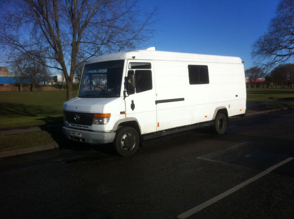 Mercedes vario motorhome for sale for Used mercedes benz rv for sale