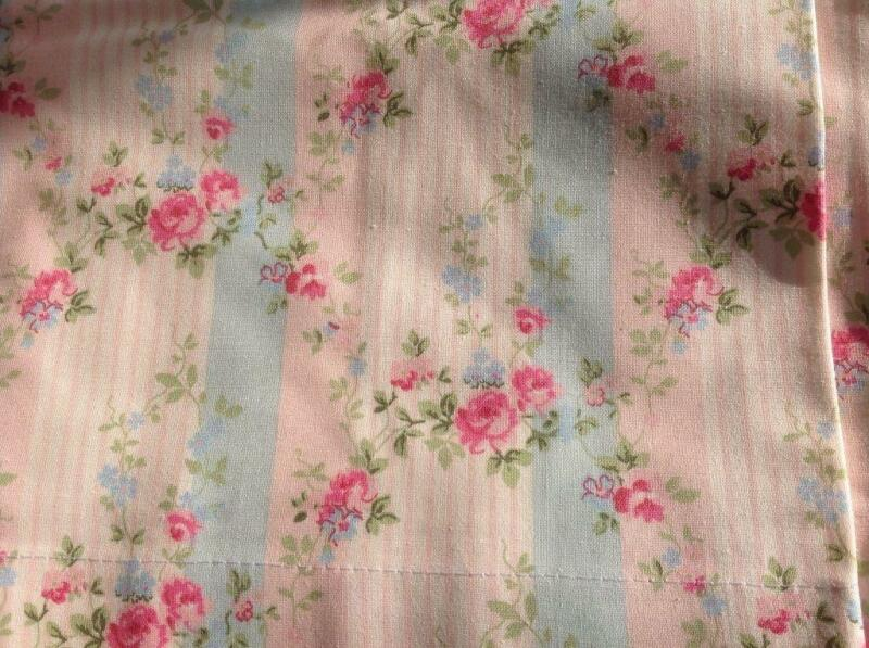 Vintage Laura Ashley Fabric Ebay