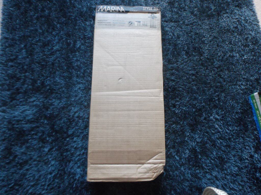 Brand New Beech Marina Style 35 Aquarium Stand for sale (flat packed)