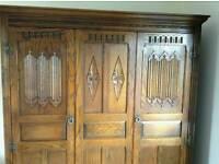 Old oak charm Wardrobe