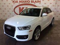 2015 Audi Q3 2.0T Progressiv **TOIT PANORAMIQUE**