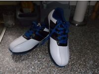 size 10 never used callaway golf shoes £40 o.n.o