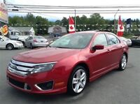 2010 Ford Fusion SPORT,AWD,LEATHER,SUNROOF,FUN CAR TO DRIVE!!