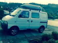Economical Van hire for flat moves, pick-ups and deliveries.