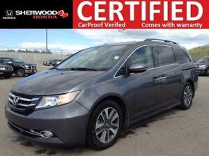 2014 Honda Odyssey Touring | REMOTE START| NAVI | POWER LIFGATE