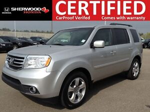 2014 Honda Pilot EX-L 4WD | BLUETOOTH | BACK CAM | HEATED LEATHE