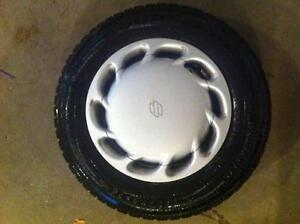 Reduced! Nordic Winter Tires on rims