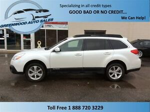 2013 Subaru Outback LEATHER! SUNROOF! AWD!  LIMITED!