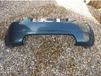 Audi TT (99 - 06) 8N Rear Bumper to suit Coupe or Roadster.