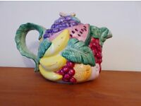 Fruity Teapot