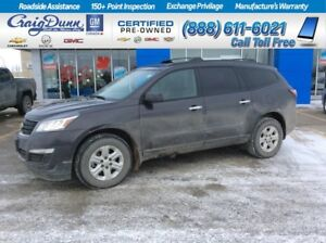 2014 Chevrolet Traverse * LS AWD * 1 Owner * Local Trade *