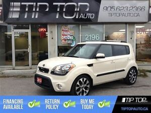 2012 Kia Soul 4u ** Sunroof, Bluetooth, Backup Camera **