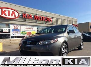 2013 Kia Forte 2.0L EX | SUNROOF | BACKUP CAMERA | HEATED SEATS