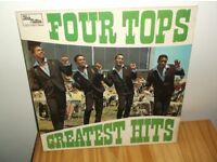 VINYL FOUR TOPS GREATEST HITS