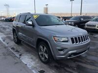 2015 Jeep Grand Cherokee Overland ECODIESEL - FULLY LOADED!