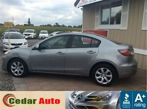 2013 Mazda MAZDA3 GX - FREE WINTER TIRE PACKAGE - With the Purch