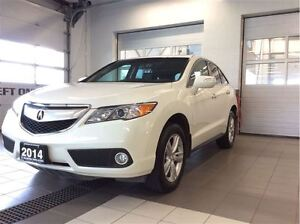 2014 Acura RDX AWD - Leather - Backup Cam
