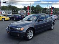 2003 BMW 3 Series 325i,LEATHER,SUNROOF,WELL MAINTAINED BMW!!!