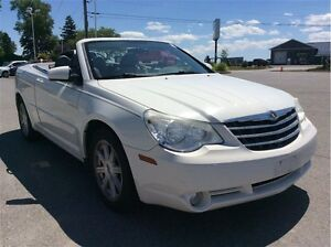 2008 Chrysler Sebring Touring Convertible | 4 Seater | Alloy Whe Kawartha Lakes Peterborough Area image 8