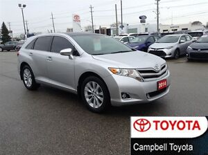 2014 Toyota Venza XLE PANORAMIC ROOF HEATED BLACK LEATHER VERY L