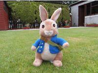 Found Bunny