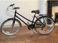 Kingston Primrose - Ladies Shopper Bike / City Bicycle