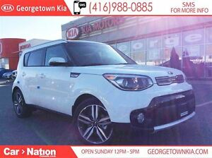 2017 Kia Soul SX TURBO | $185 BI-WEEKLY | TOP OF THE LINE |