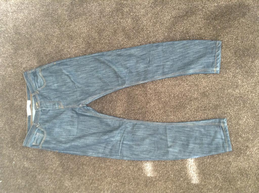 "Republic White Label Men's Jeans 34"" waist X 32"" leg"