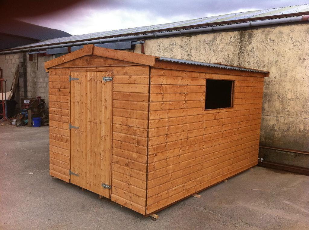 Charmant ONLY GARDEN SHEDS TO BUY !!!COME SEE FOR YOURSELF, Fencing,Decking
