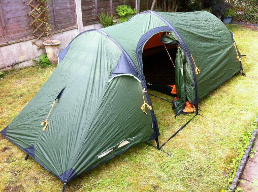 Vango Force 10 Spirit + tent 2 person & Vango Force 10 Spirit + tent 2 person | in Alsager Staffordshire ...
