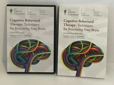 Cognitive Behavioral Therapy Techniques for Retraining Your Brain Vol 2 and