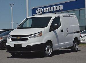 2015 Chevrolet City Express Cargo Van LS