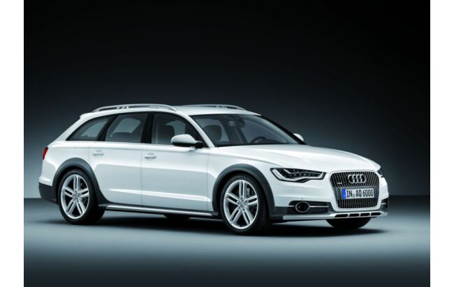 A6 Allroad der 3. Generation