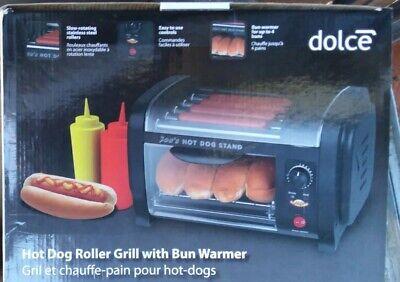 Hot Dog Oven Machine Cooker Roller Toaster New Hot Dog Stand Original New Frshp
