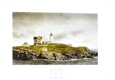 Doug Brega Nubble Light Poster Kunstdruck Bild 34,9x45,8cm