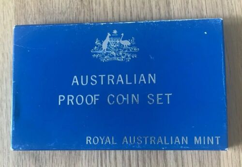 1984 Australia Proof Set