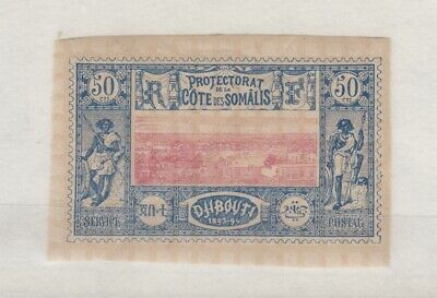 DJIBOUTI 1894 50c Somali Coast SG99 MH JK4299
