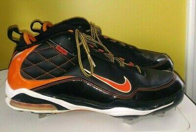 7ef616fdb8bfa Nike Air Max MVP Metal Baseball Cleats Black & Orange Size 11. $. 24.99. Buy  It Now