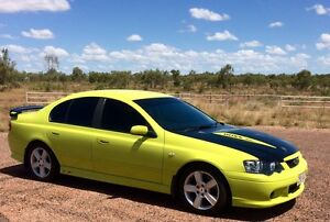 Ford 2004 ba xr8 auto low km Southern Cross Charters Towers Area Preview