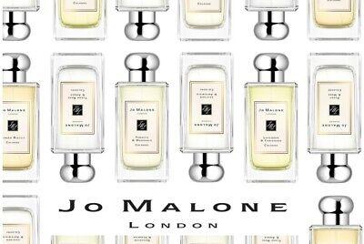 JO MALONE LONDON 10ML ATOMISER SAMPLE - FREE P&P