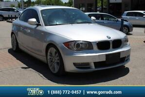 2011 BMW 1 Series M 128C|MOONROOF|LEATHER|HEATED SEATS
