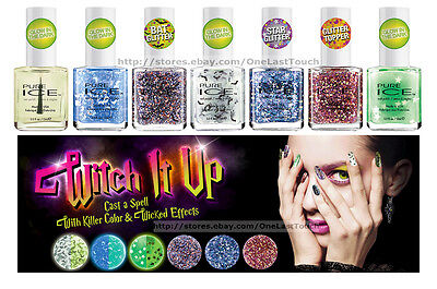 PURE ICE* Nail Polish/Color WITCH IT UP Cast a Spell HALLOWEEN New *YOU CHOOSE*  - Halloween Nail Polish