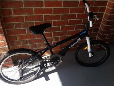 BMX Bike Bulletproof Void