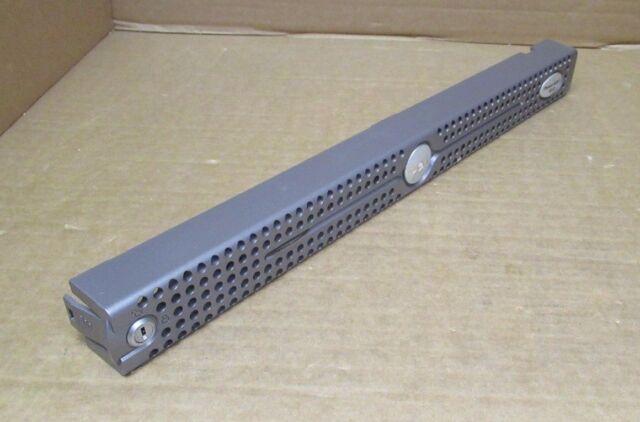 Dell X2124 Poweredge 1850 Server Front Frame Face Plate Cover Bezel